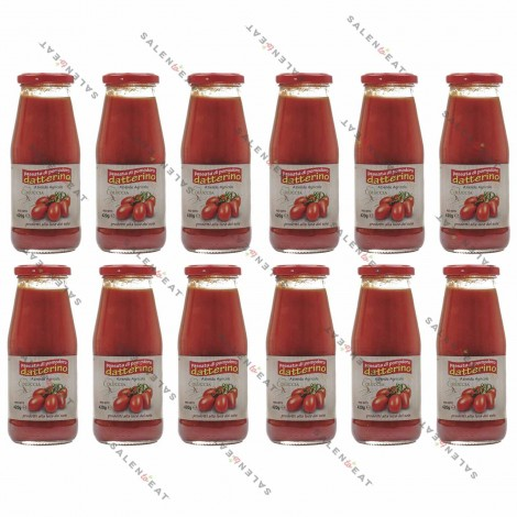 Datterino Tomatoes Purée, 12 x 420 g