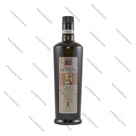 "Organic ""Monocultivar"" Extra Virgin Olive Oil, Cellino – 0,75 L"